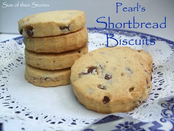 My Nan's Shortbread Biscuits