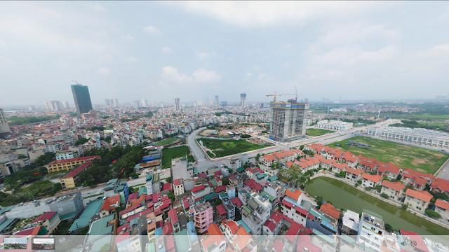 Vị trí đắc địa của chung cư Booyoung Vina Hình4