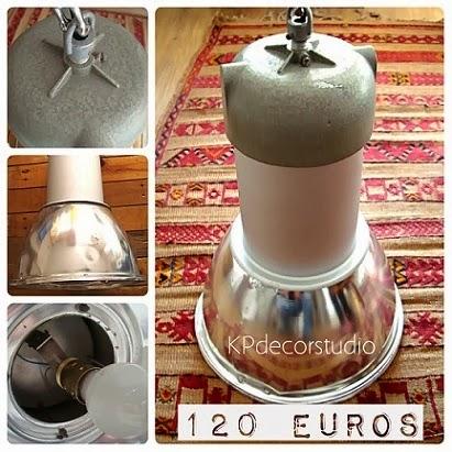 """""""Pinchar"""" para ver más fotos y detalles de la lámpara"""