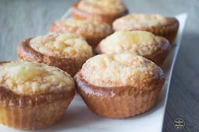 Hartige muffins met kaas