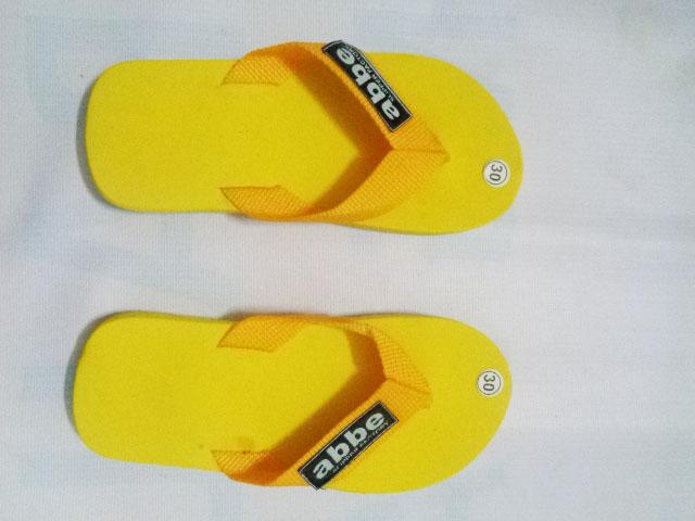 Sandal Jepit AB Anak Warna | Grosir Sandal Murah Garut