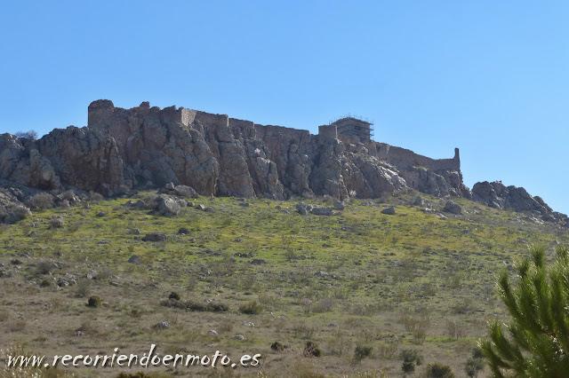 Castillo Peñas Negras, Mora, Toledo
