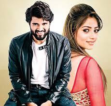 Vijay Deverakonda To Romance With Rashmika
