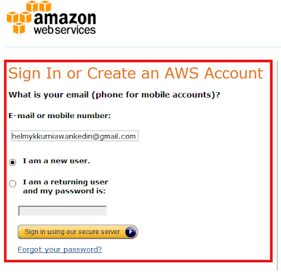 Cara Mendapatkan RDP Gratis Dari AWS Amazon
