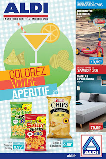 Catalogue Aldi 05 au 10 Juin 2017