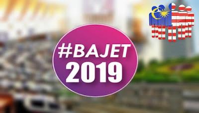 Intipati Pembentangan Bajet 2019 Malaysia