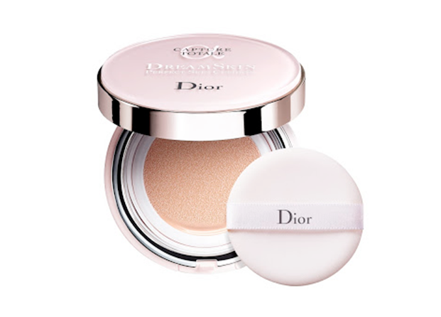 DreamSkin Perfect Skin Cushion de Dior, el mejor cushion que he probado