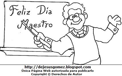 Dibujos Fotos Acrostico Y Mas Dibujos Por El Dia Del Maestro Para