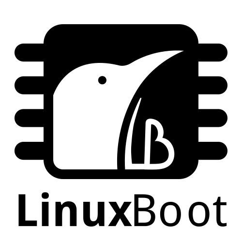 Logo do LinuxBoot