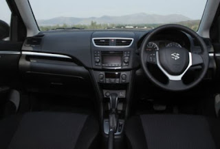 interior model suski swift 2013 baru