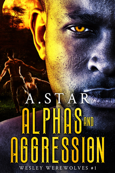 Alphas and Aggression cover