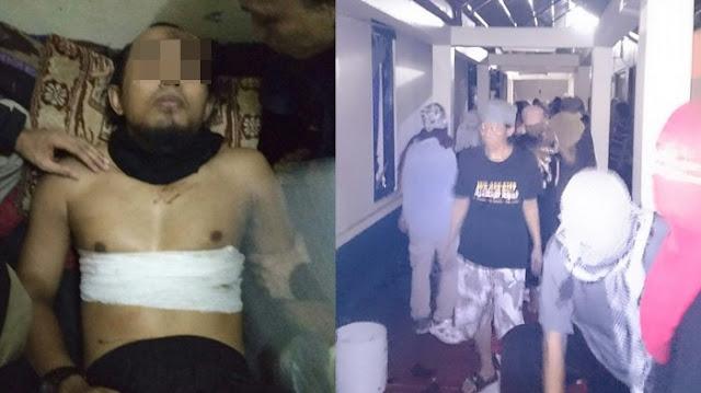 Geram Lihat Ulah Biadab yang Membuat 5 Polisi Gugur, Warga Tolak Makamkan Jenazah Napi Teroris di Kampung Mereka