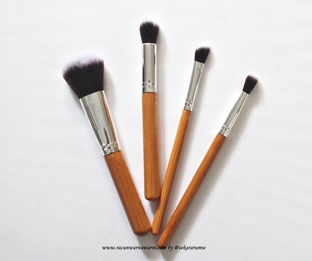 Brush Kecil Dan Simpel