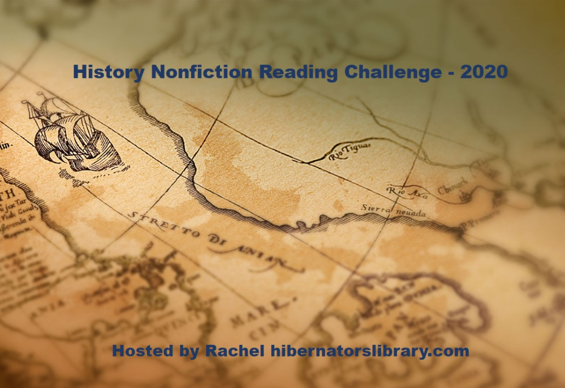 The History Non-fiction Reading Challenge