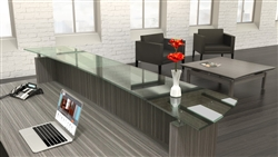 Sterling Reception Desk Counter