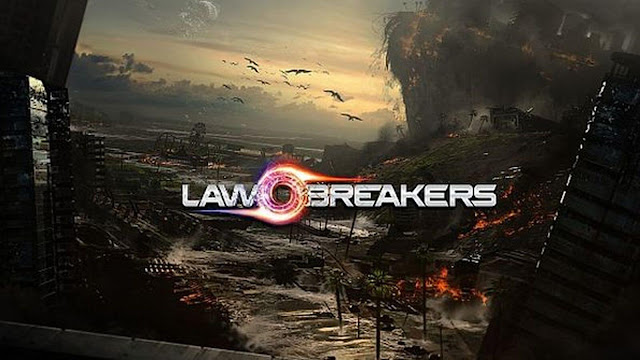 LawBreakers From The Game Awards