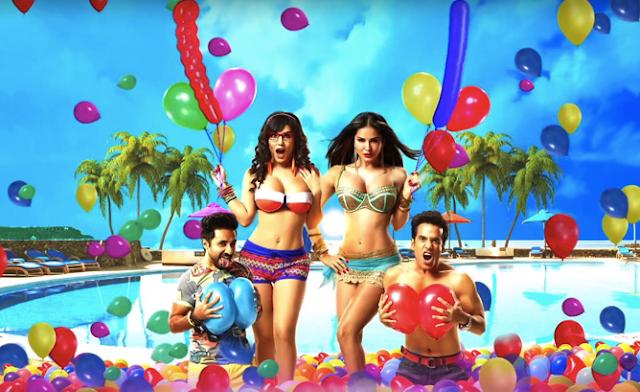 Mastizaade (2016) : Dekhega Raja Trailer Video Song | Sunny Leone, Tusshar Kapoor, Vir Das