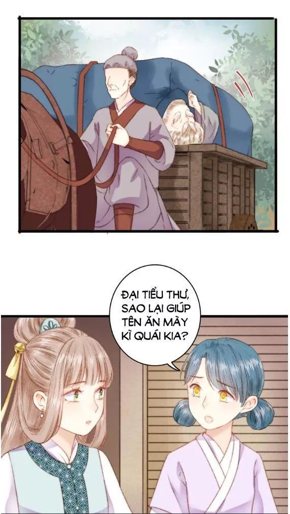 Nàng Phi Cửu Khanh - Thần Y Kiều Nữ chap 5 - Trang 4