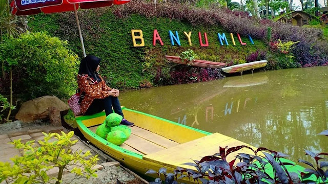 Banyu Mili Wonosalam