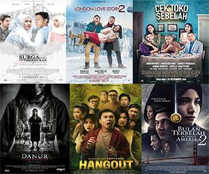 10 Film Bioskop Indonesia Terfavorit Hingga 16 April 2017 Kupas