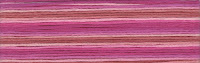 мулине Cosmo Seasons 8061, карта цветов мулине Cosmo