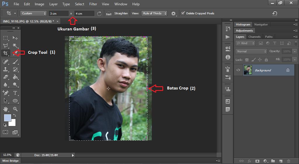 3 Cara Merubah Ukuran Gambar Foto Di Photoshop Muhammad Abdul Muin