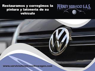 Latoneria y Pintura Volkswagen
