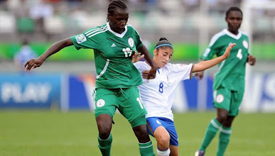 Falconets defender hospitalised in trauma unit after receiving N10,000 on return from World cup