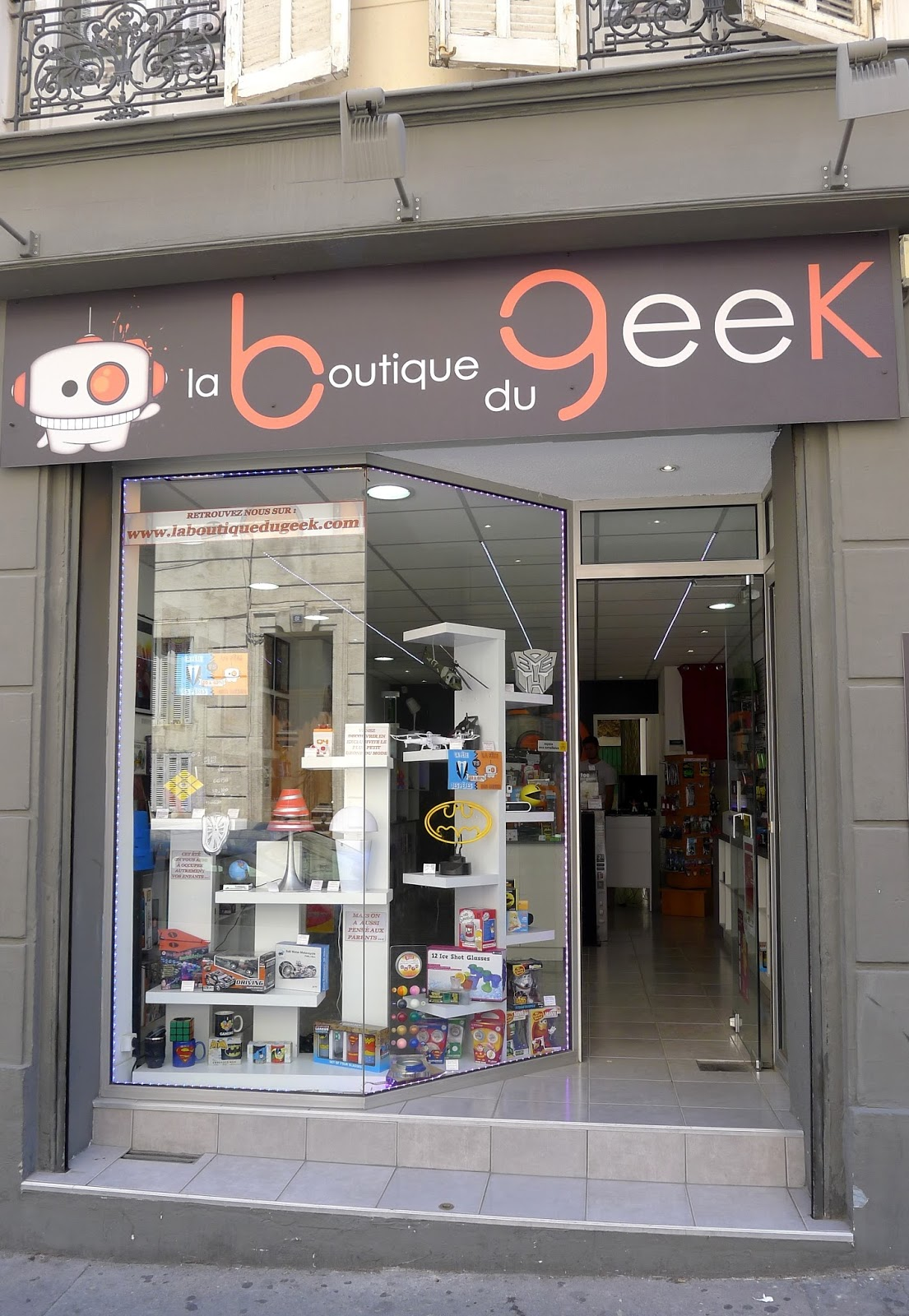 la boutique du geek recettes pour mon bent. Black Bedroom Furniture Sets. Home Design Ideas
