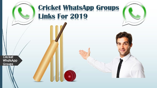 Cricket Whatsapp Group Links For 2019_Active Whatsapp Groups