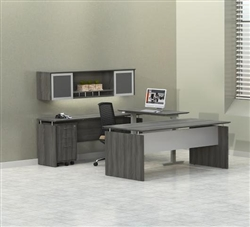 Ergonomic Executive Desk