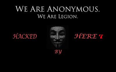 Hacking Situs Pemerintah Indonesia