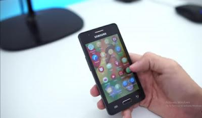 Membeli Samsung Galaxy z2