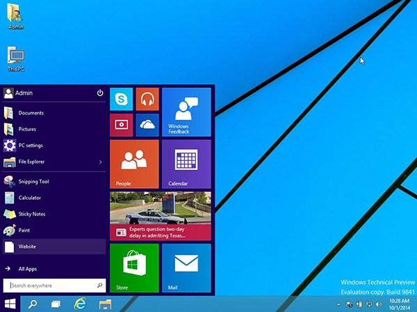 Download Windows 10 Pro / Enterprise 1511 Build 10586 Latest Is Here
