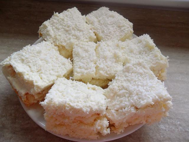 Rafaello ciasto przepis. Pani domowa