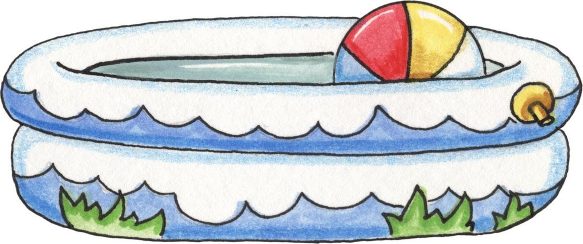 Alberca Para Colorear: Imagenes Juguetes Playa Para Imprimir