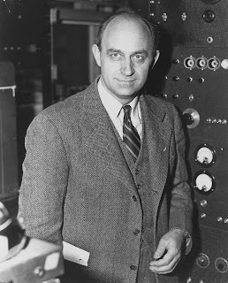 Enrico Fermi discovered how splitting uranium atoms could generate vast amounts of energy