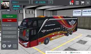 Download Mobil Bus Simulator Indonesia 3D Mod Apk