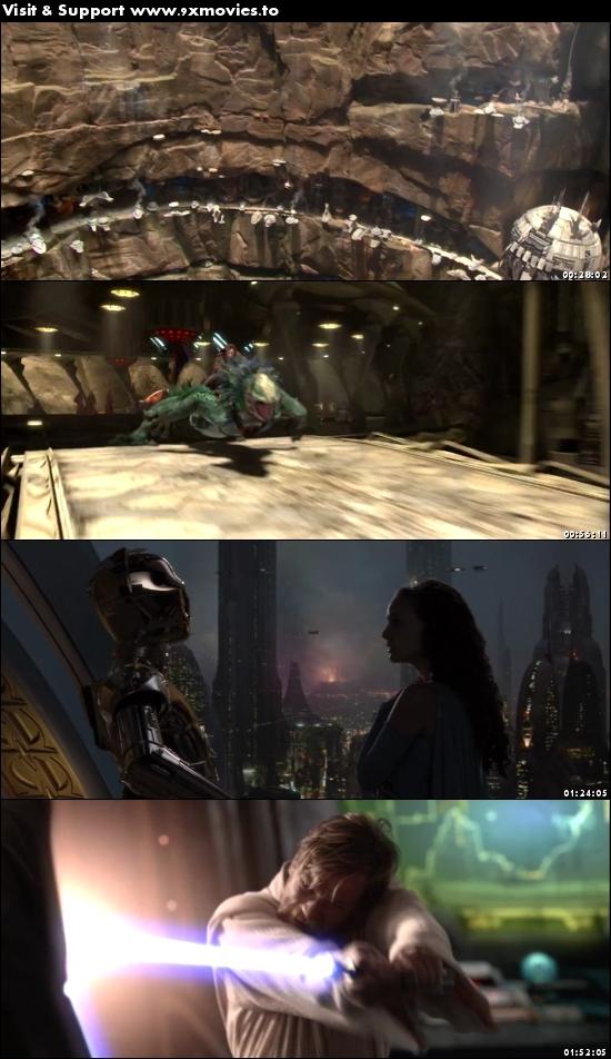 Star Wars Episode III - Revenge of The Sith 2005 Dual Audio Hindi 720p BluRay
