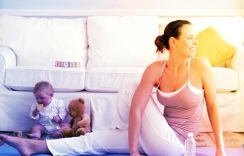 Como Eliminar la Grasa del Vientre Después del Embarazo