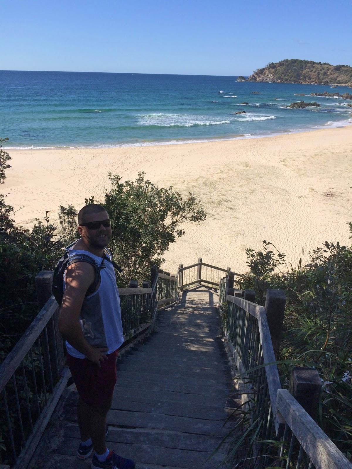 Miners Beach Walk Port Macquarie