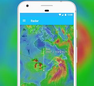 أفضل 5 تطبيقات للهواتف الذكية لمعرفة حالة الطقس بحييك او مدينتك او أي نقطة في العالم