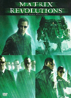 Matrix Revolutions - BDRip Dual Áudio