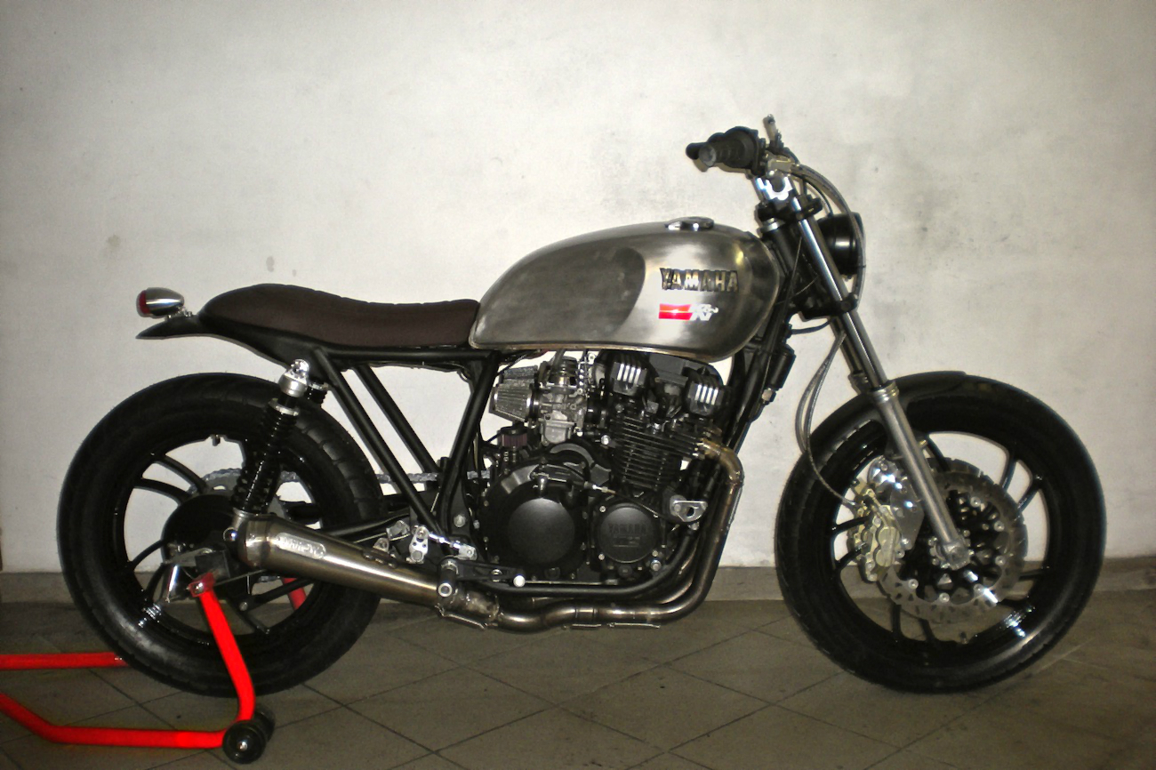 Xj550 Ribera