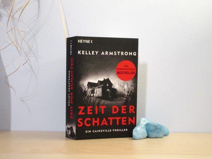 Zeit der Schatten von Kelley Armstrong
