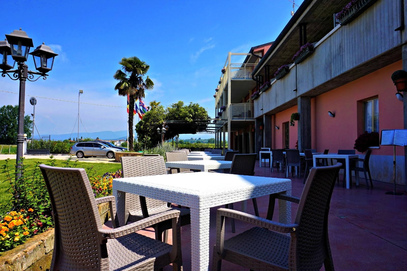 bella lazise hotel review