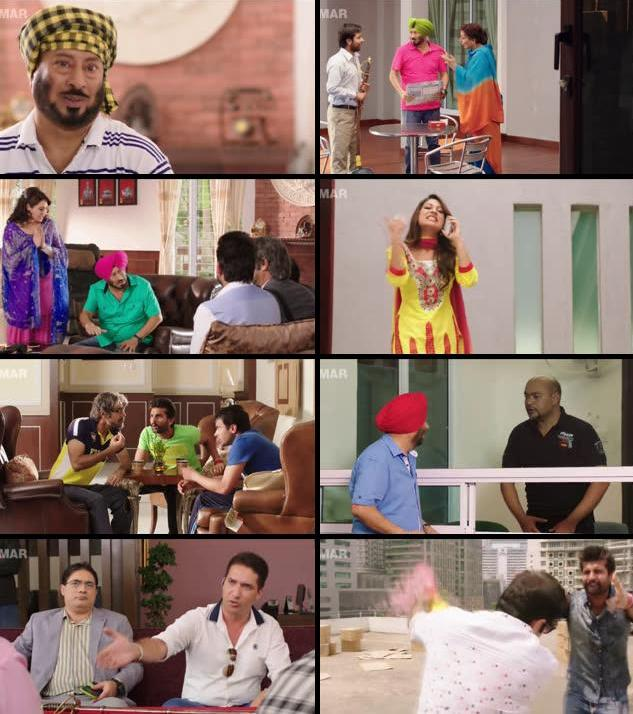 Munde Kamaal De 2015 Punjabi 480p DVDRip 300mb