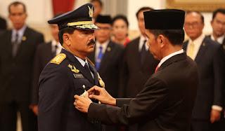 Fitnah Panglima TNI, Facebooker Dibekuk Bareskrim