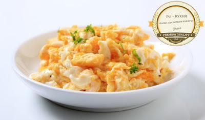 Шунка с яйца