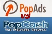 PopCash vs PopAds
